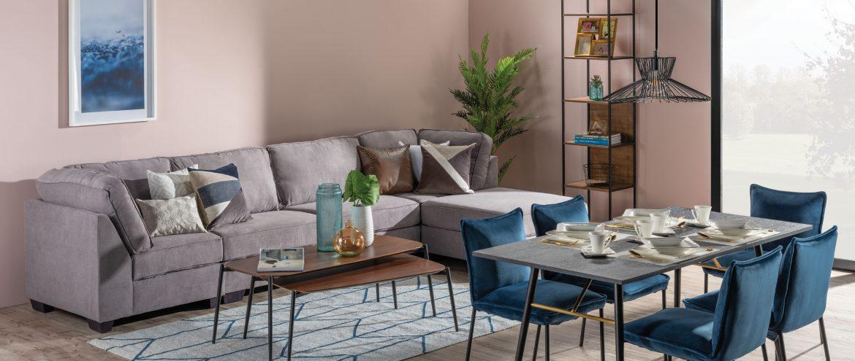Claves para decorar tu sala con estilo contemporáneo